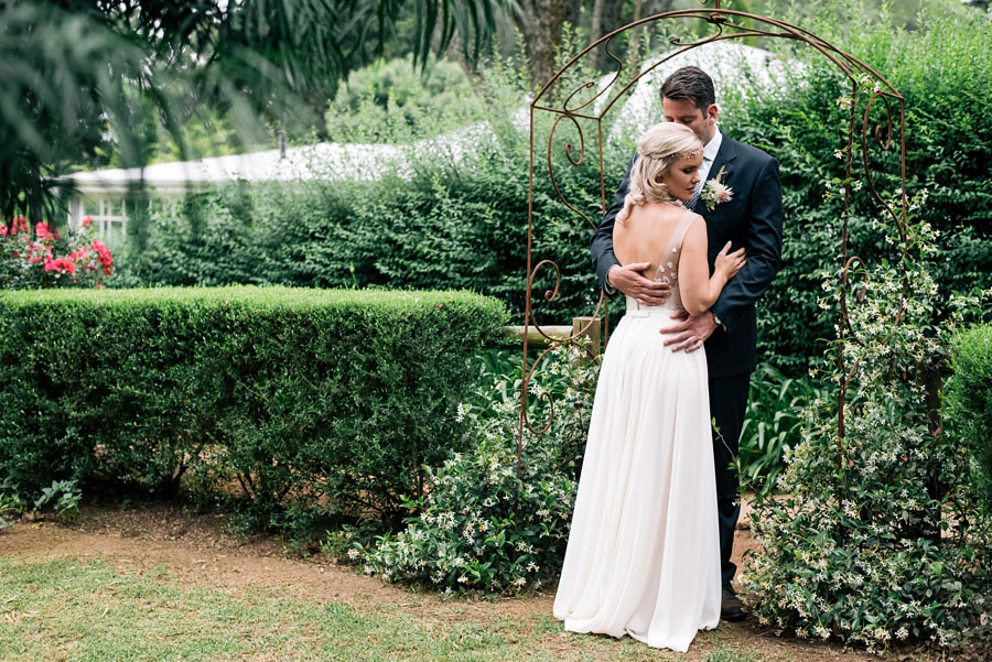 A Pretty Blush Pink Wedding with Proteas, Bunting & Lace Mike & Zoe (98)
