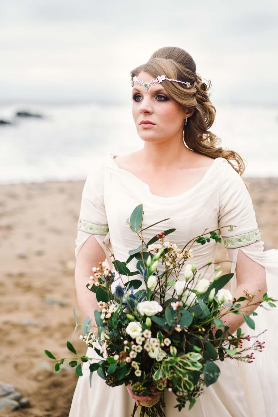 Irish wedding dress styles traditional irish wedding for Celtic wedding dresses for sale