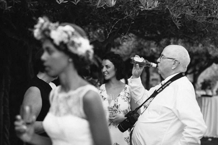 Crazy Pretty Amalfi Coast Wedding with an Abundance of Pastel Flowers Sarah & Jeremy (171)
