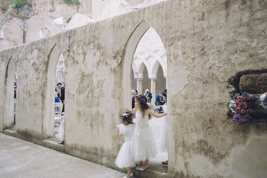Crazy Pretty Amalfi Coast Wedding with an Abundance of Pastel Flowers Sarah & Jeremy (279)