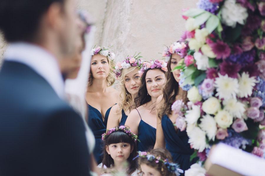Crazy Pretty Amalfi Coast Wedding with an Abundance of Pastel Flowers Sarah & Jeremy (295)