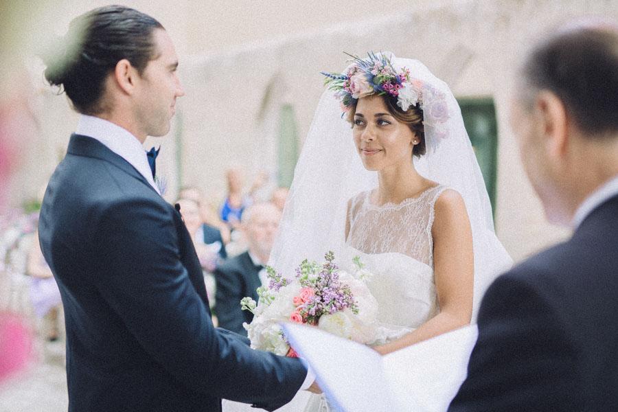 Crazy Pretty Amalfi Coast Wedding with an Abundance of Pastel Flowers Sarah & Jeremy (298)
