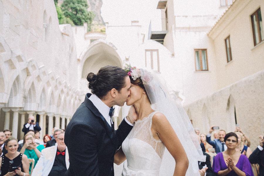 Crazy Pretty Amalfi Coast Wedding with an Abundance of Pastel Flowers Sarah & Jeremy (301)