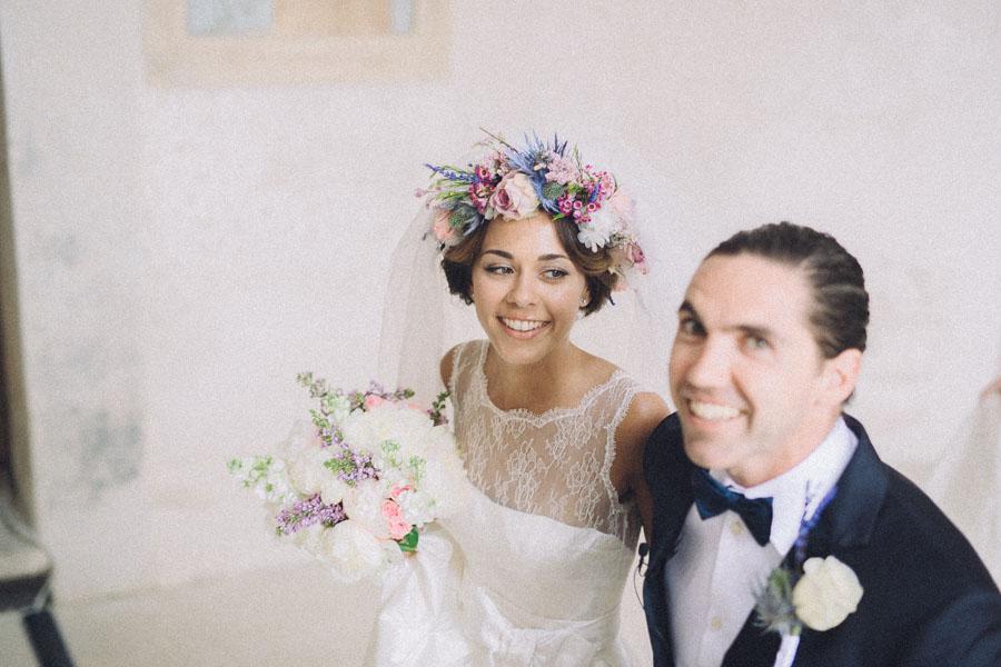 Crazy Pretty Amalfi Coast Wedding with an Abundance of Pastel Flowers Sarah & Jeremy (303)