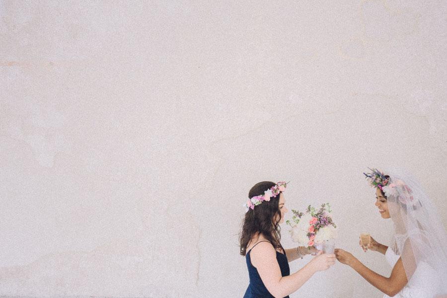 Crazy Pretty Amalfi Coast Wedding with an Abundance of Pastel Flowers: Sarah & Jeremy