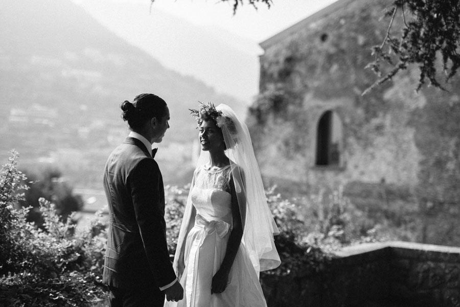 Crazy Pretty Amalfi Coast Wedding with an Abundance of Pastel Flowers Sarah & Jeremy (319)