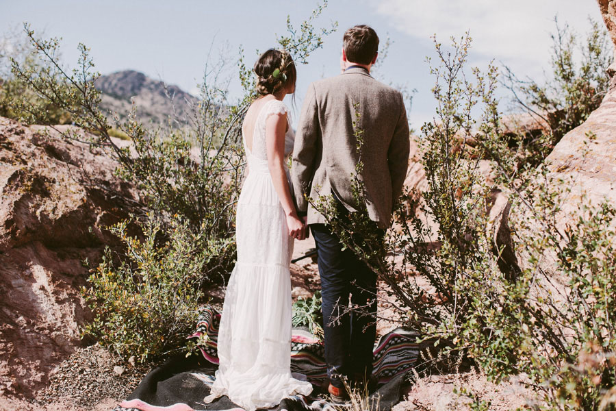 Earthy Boho Wedding96