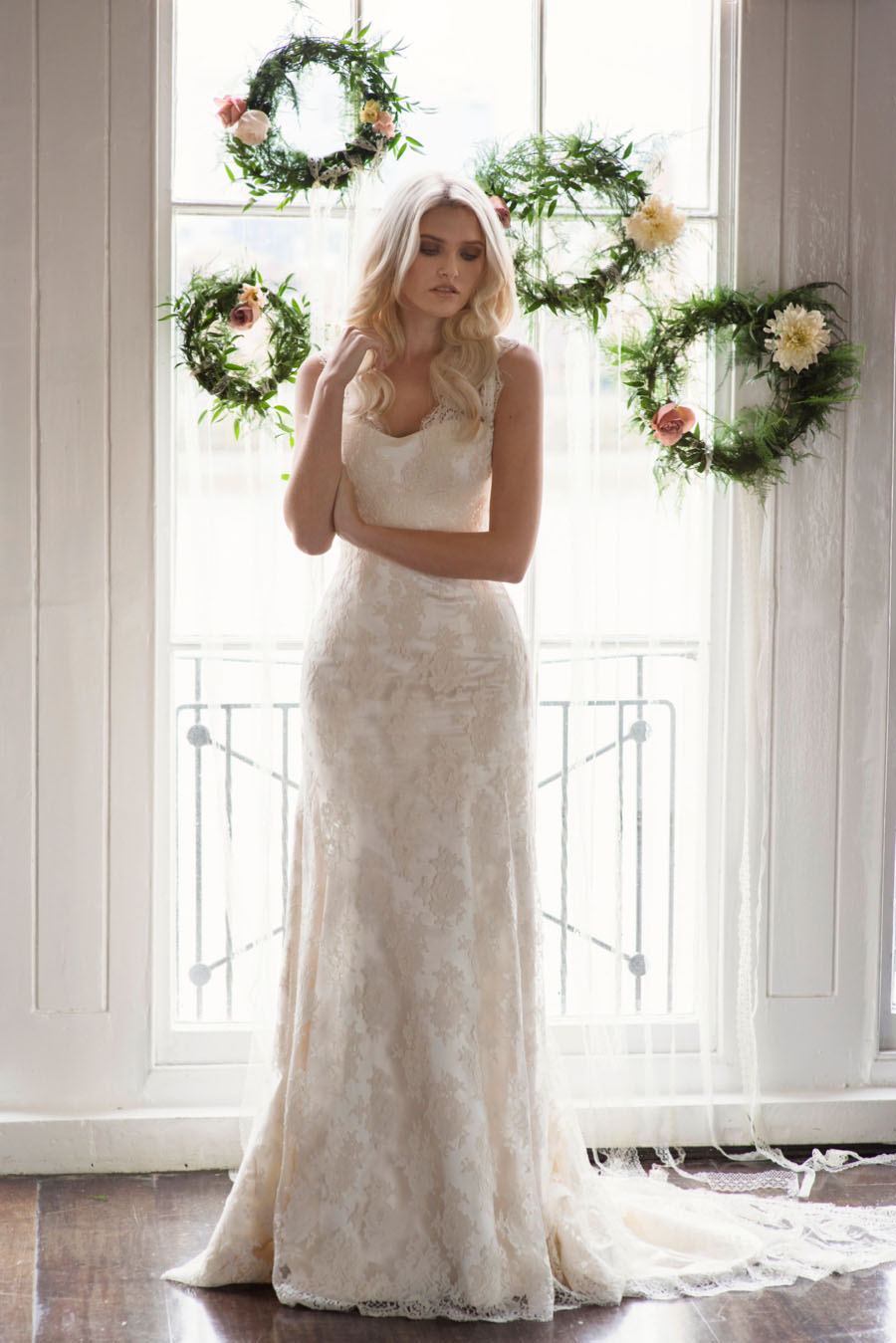 Modern Romance: Beautiful Bridal Inspiration for Modern, Romantic ...