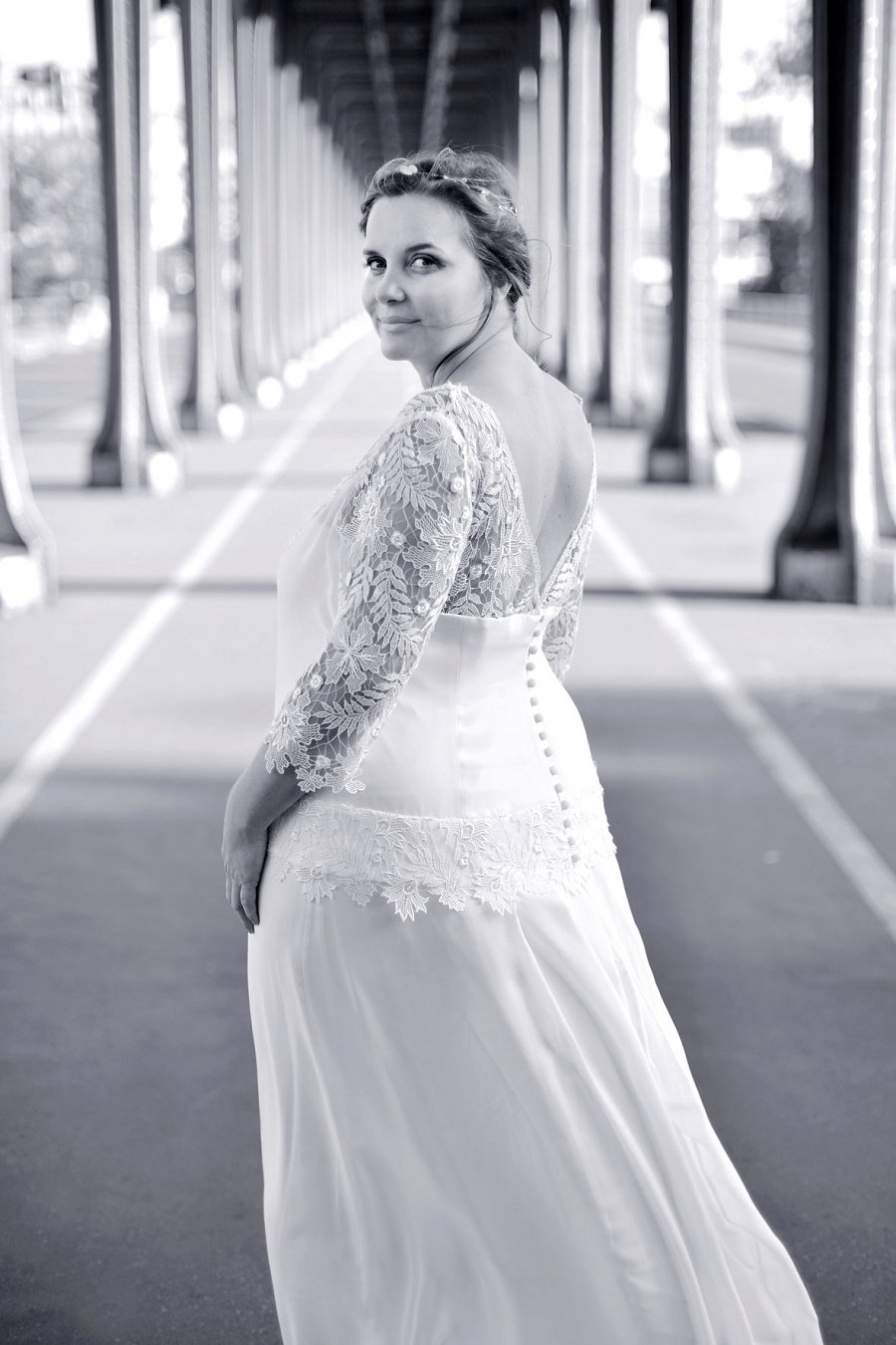 Plus Size Pretty Curvy Collection Chic Wedding Dresses By Stephanie Wolff