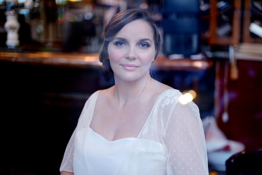 Plus Size Pretty! Curvy Collection - Chic Wedding Dresses by Stephanie Wolff