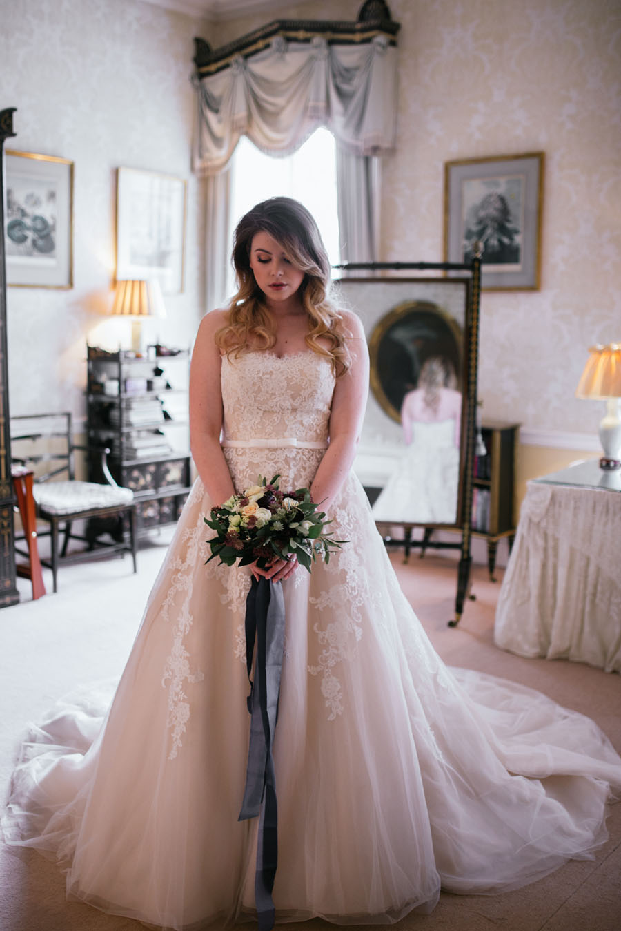 Winter Themed Styled Bridal Shoot (10)
