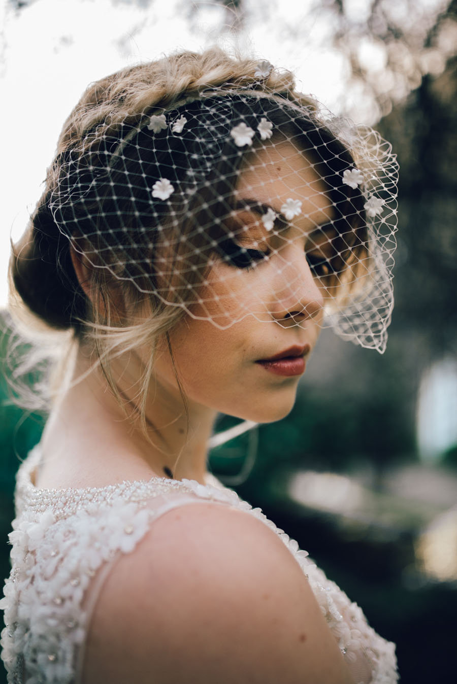 Winter Themed Styled Bridal Shoot (67)