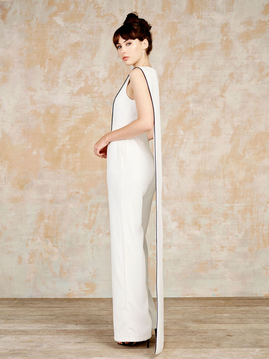 Luxury Bridal Jumpsuits, Playsuits & Separates by House of Ollichon
