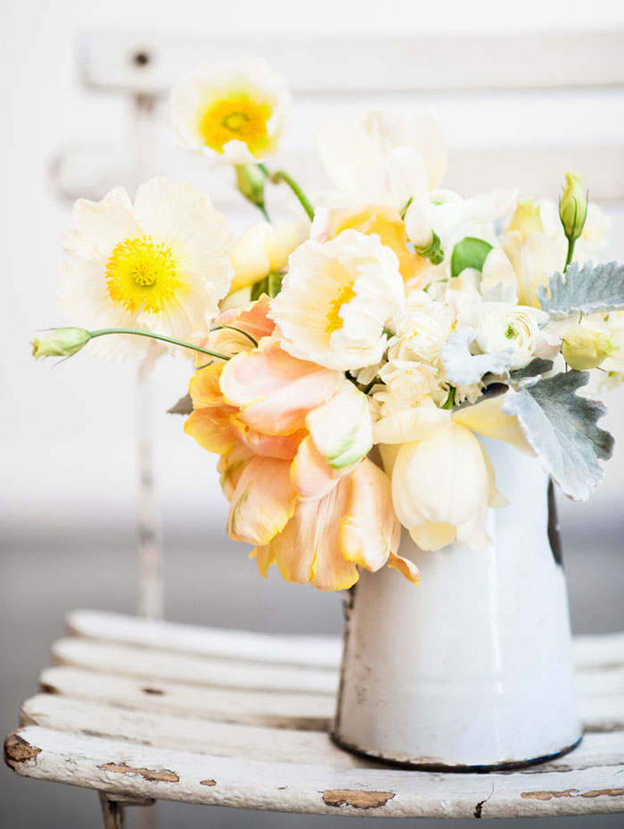 Spring Dreams... Pretty & Fresh Spring Colour Wedding Inspiration
