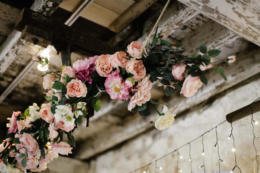 Amazing Wedding Dress Designer ANNA CAMPBELL'S Rustic Glam Wedding! (Part 2)
