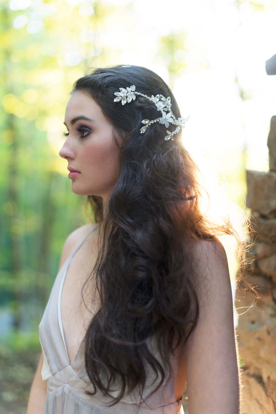 'Ethereal Butterfly' 2016 Bridal Collection by Blair Nedeau Millinery!