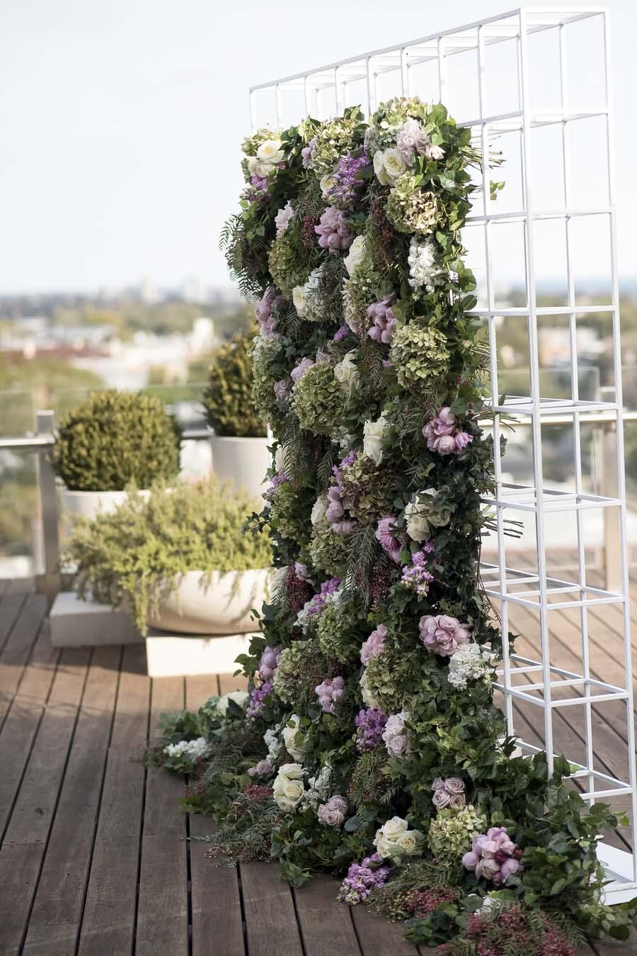 classic timeless melbourne wedding with epic flower wall luke madeline. Black Bedroom Furniture Sets. Home Design Ideas