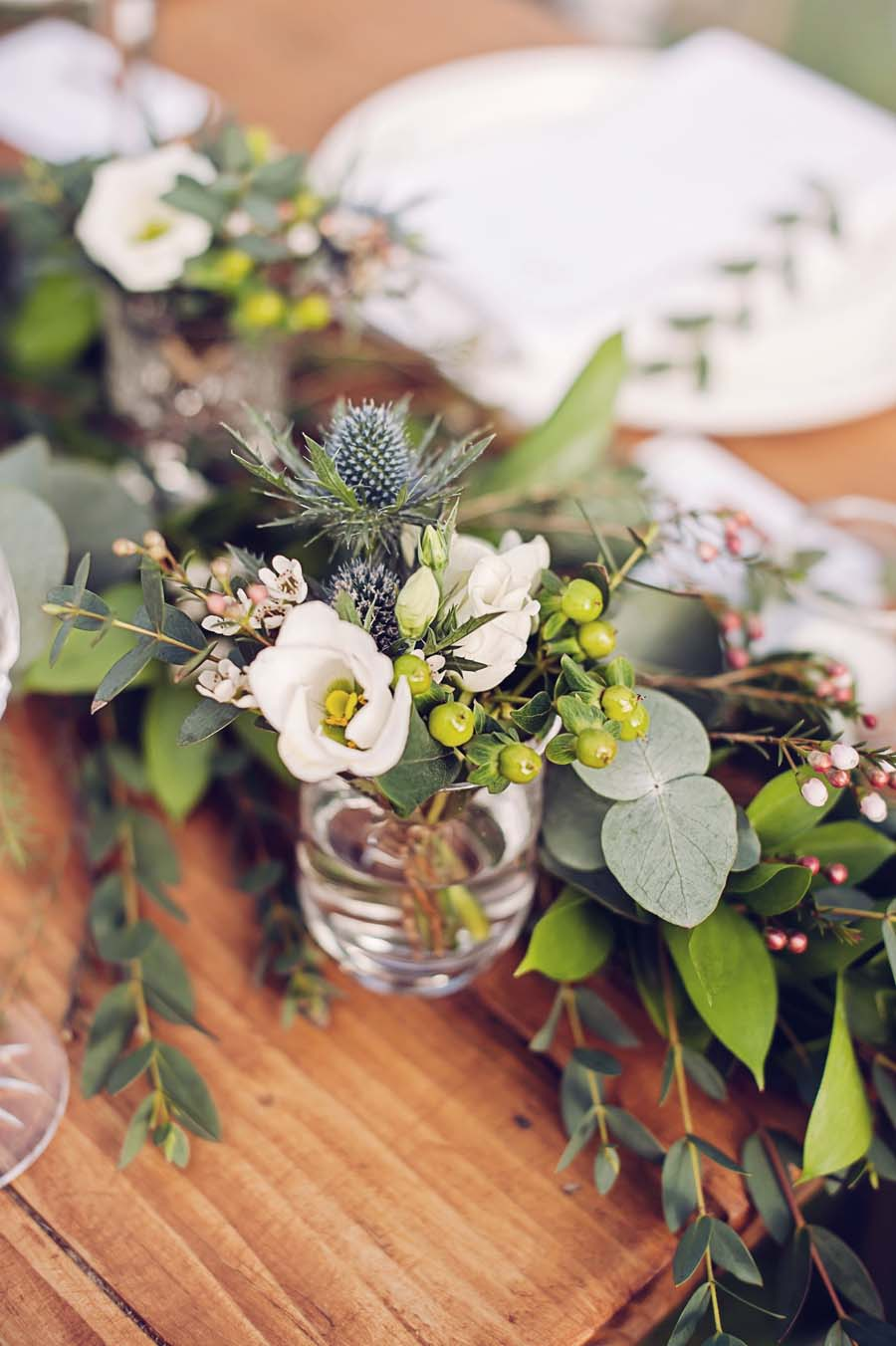 The Perfect Romantic Rustic-Glam Tablescape!