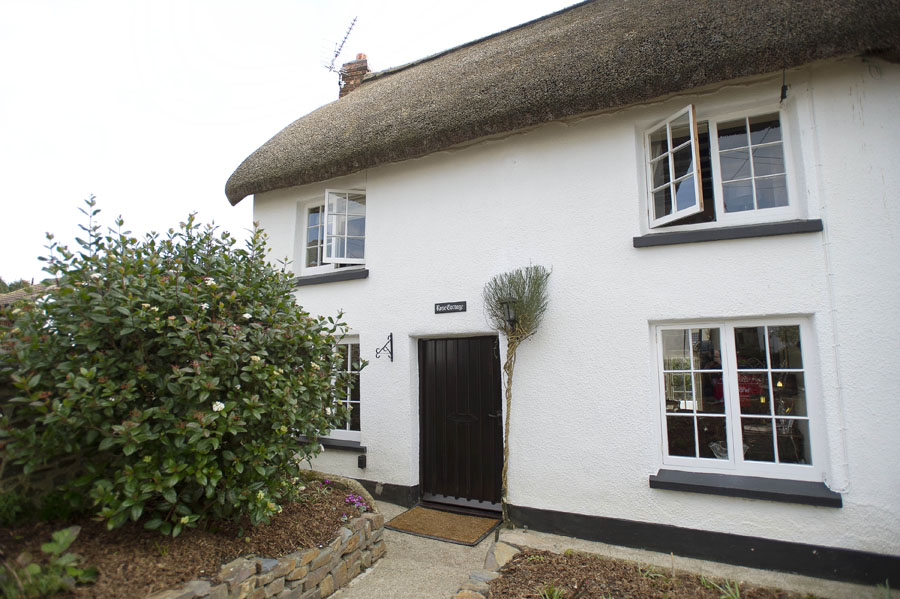 Mini-moon Review: Rose Cottage! The Most Romantic Cottage in the UK?