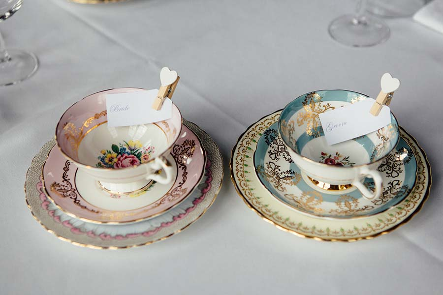 A Somerset Afternoon Tea Wedding With Country Vibe: Jessica & Pete