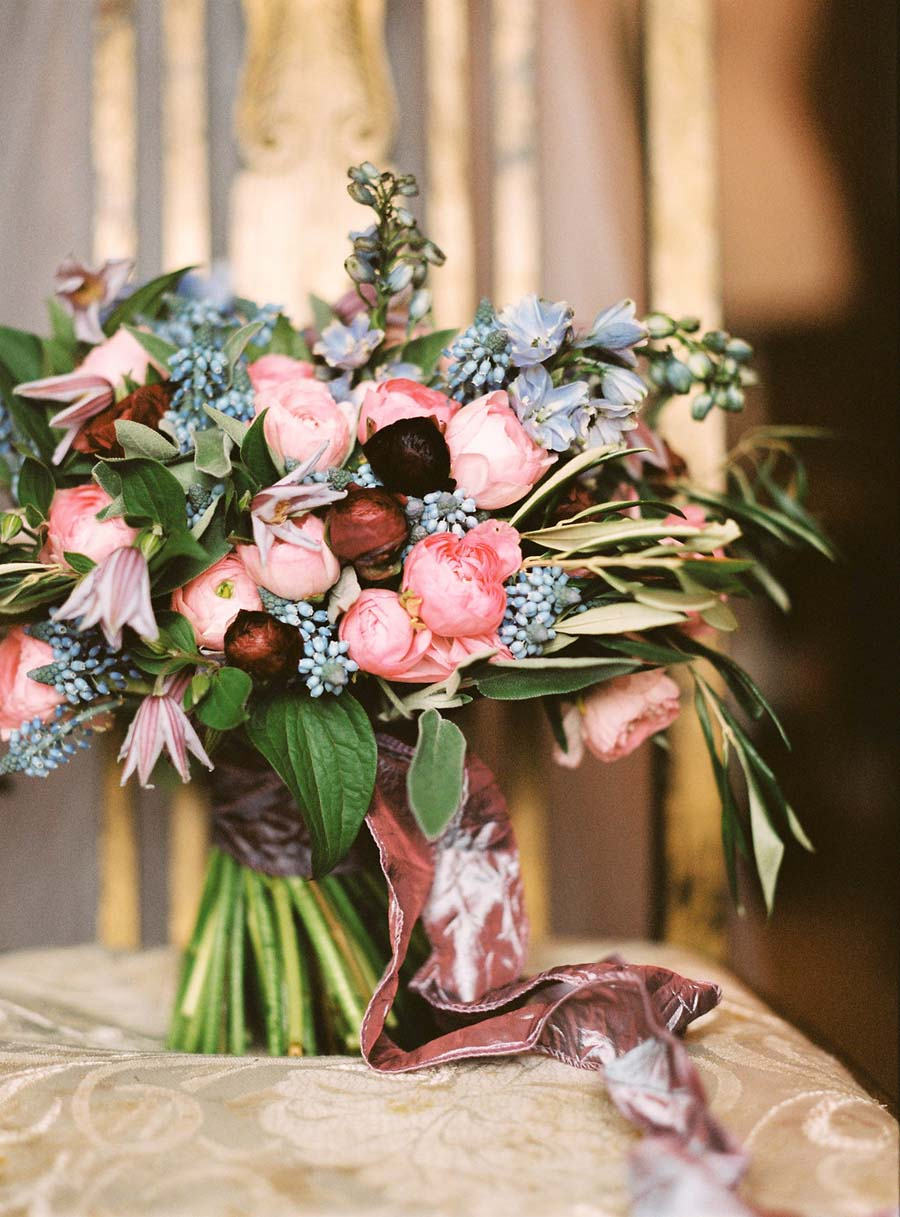 Beautiful Bridal Wedding Bouquet Trends for 2016