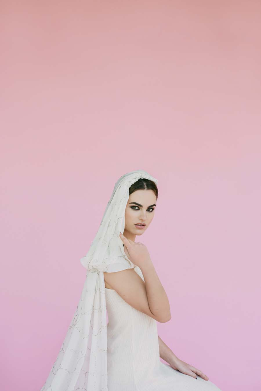 Pretty, Fun & Totally Unique Wedding Veils by Beba's Closet #veilmeagain