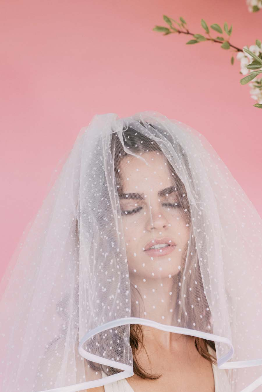 Pretty, Fun & Totally Unique Wedding Veils by Biba's Closet #veilmeagain