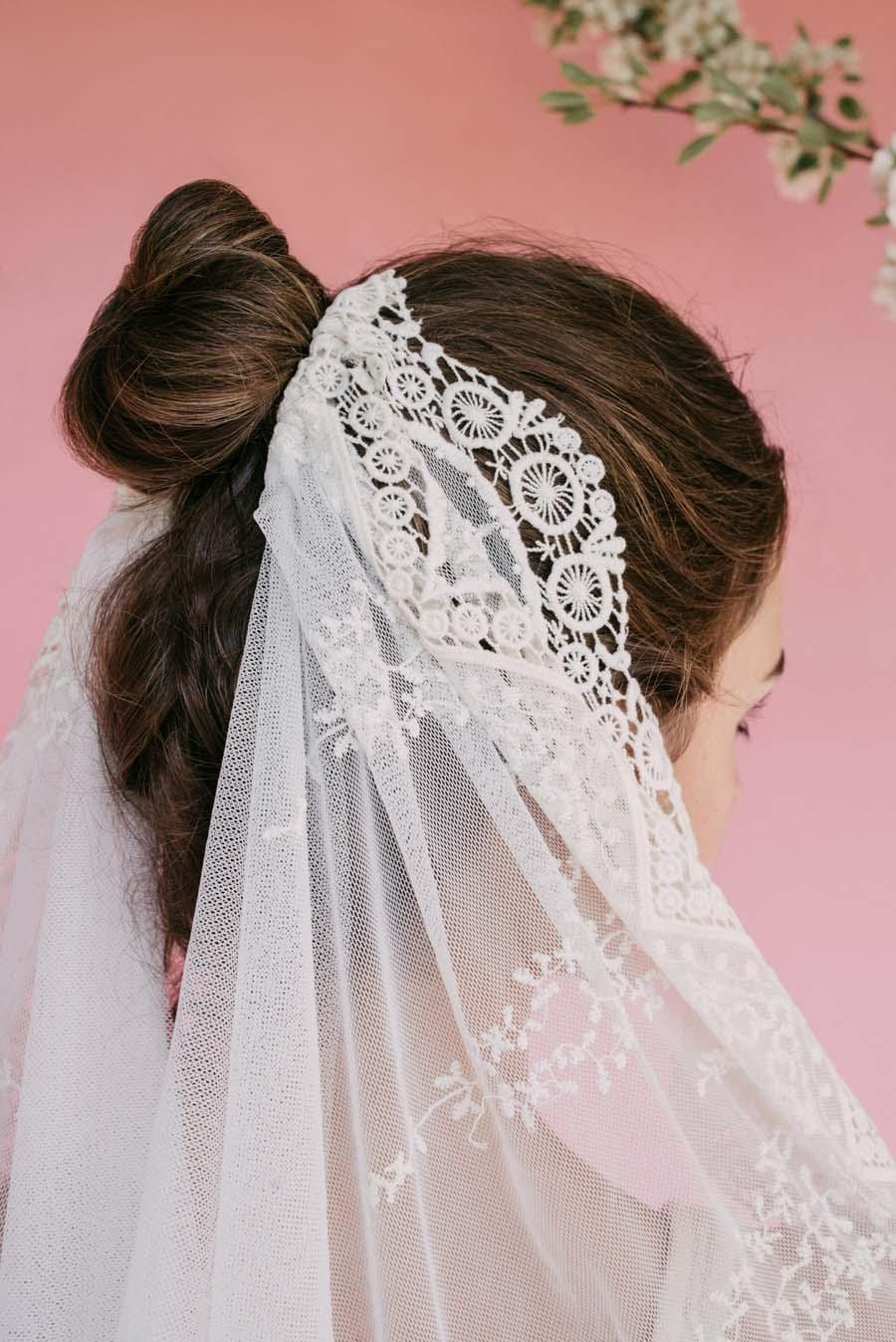 Pretty, Fun & Totally Unique Wedding Veils by Biba's Closet #veilmeagainPretty, Fun & Totally Unique Wedding Veils by Biba's Closet #veilmeagain