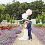 A Yorkshire / California Tipi Garden Wedding! Emily & Matthew
