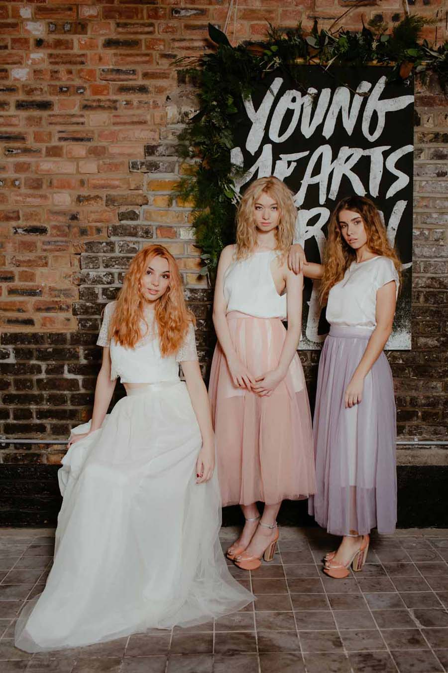 Tired of seeing the 'same old same old' when it comes to bridesmaid dresses? Wish there was something a whole lot cooler than your traditional bridesmaid gown?
