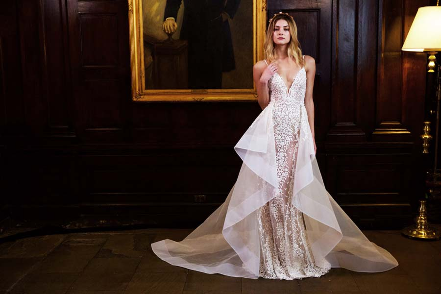 The Incredible Berta Bridal Wedding Dress Collection for Autumn ...