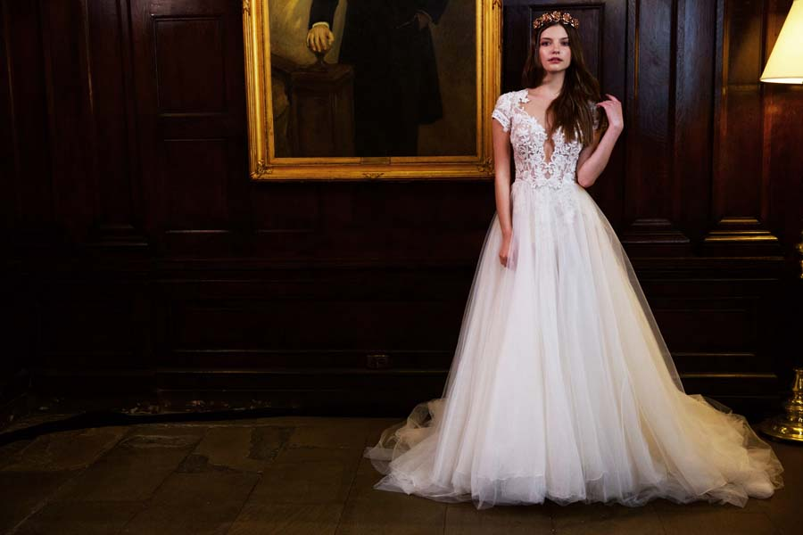 The Incredible Berta Bridal Wedding Dress Collection for Autumn / Winter 2016