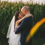 Emotional & Romantic Outdoor Villa Wedding: Annalì and Nicolò