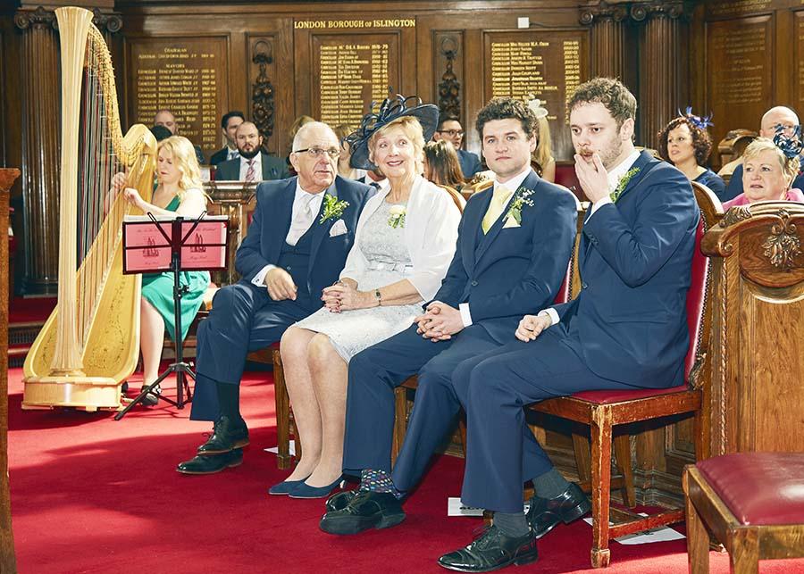 Beatles Inspired Wedding005
