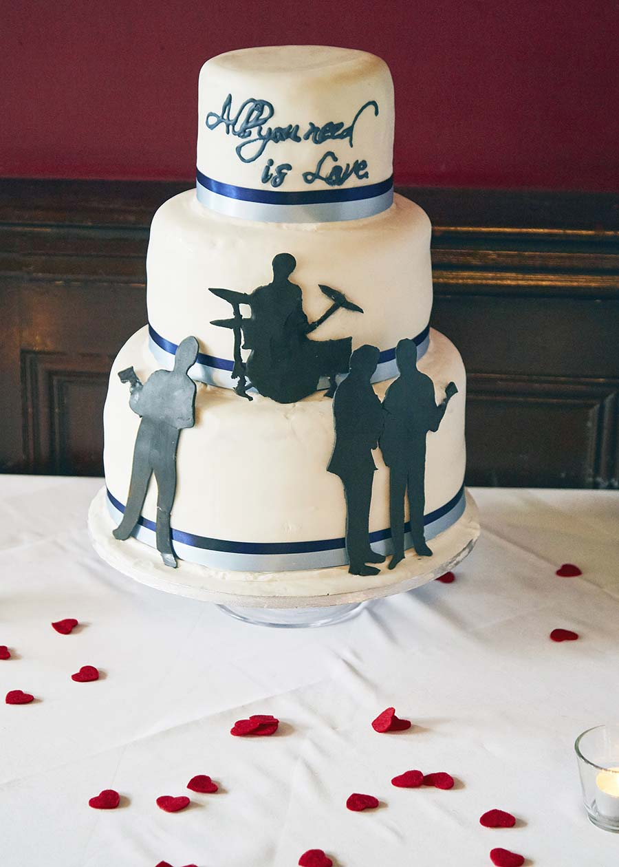 Beatles Inspired Wedding061