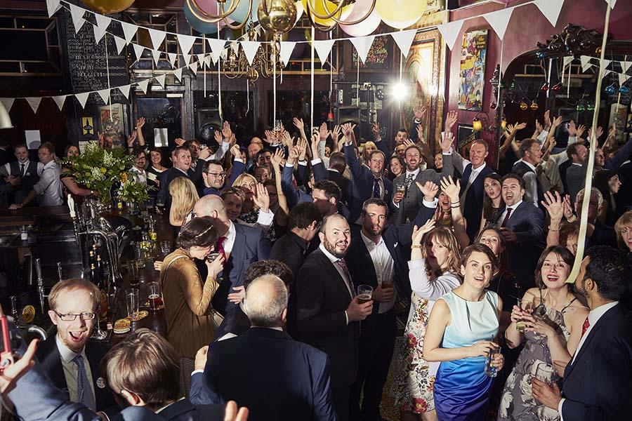 Beatles Inspired Wedding086