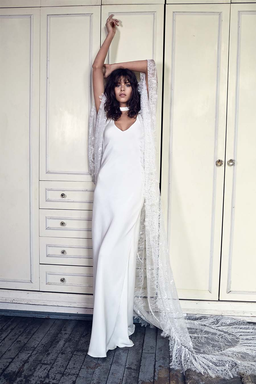Unique French Lace Wedding Dresses: Grace Loves Lace Presents BLANC!