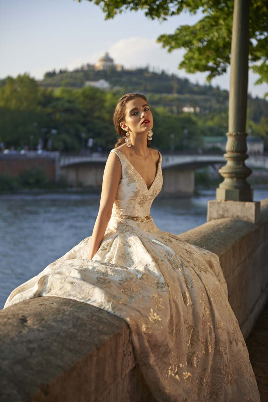 Stephanie Allin's Gorgeous 2017 Wedding Dress Collection Bellissimo!