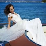 Stephanie Allin's Gorgeous 2017 Wedding Dress Collection Bellissimo!