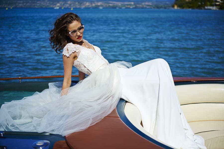 Stephanie Allin\'s Gorgeous 2017 Wedding Dress Collection Bellissimo!