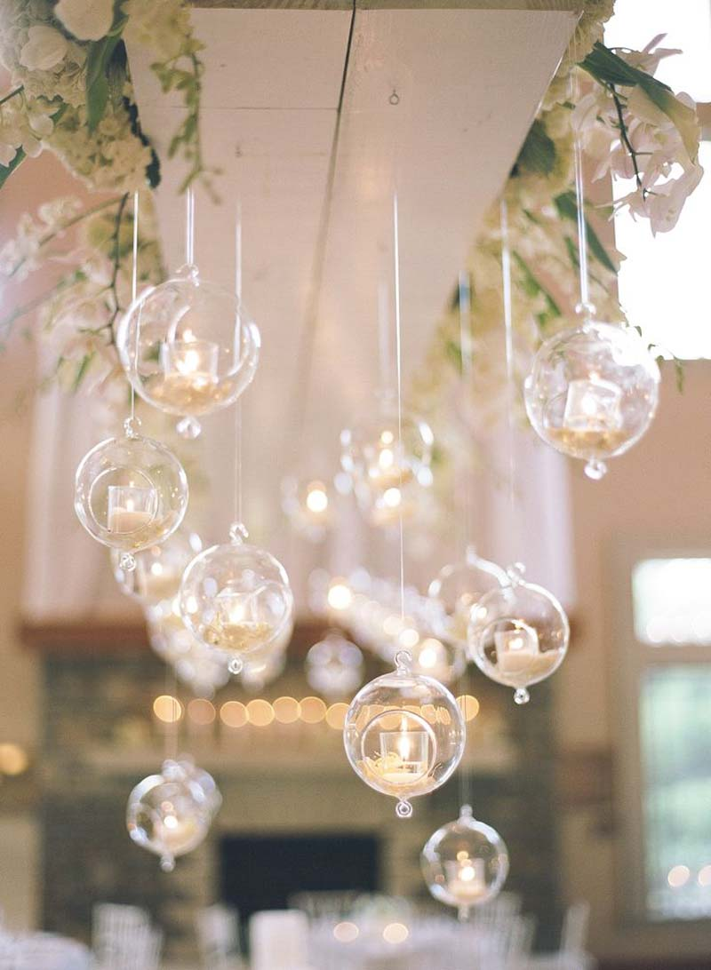 Wonderful Wedding Candle Ideas That You Will Adore