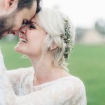 A Relaxed Boho Tipi Wedding With Pretty Pastel Colour Scheme: Anna & Jonathan