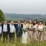 An Elegant Wedding InspiredbyMinimalist,On-trendDecor& Greenery: Natalie & Paul