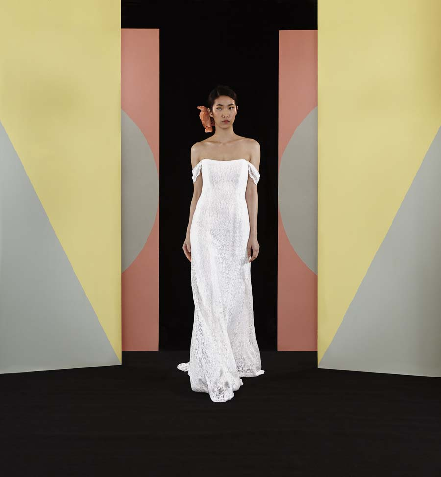 Charlie Brear 2017 Bridal Collection