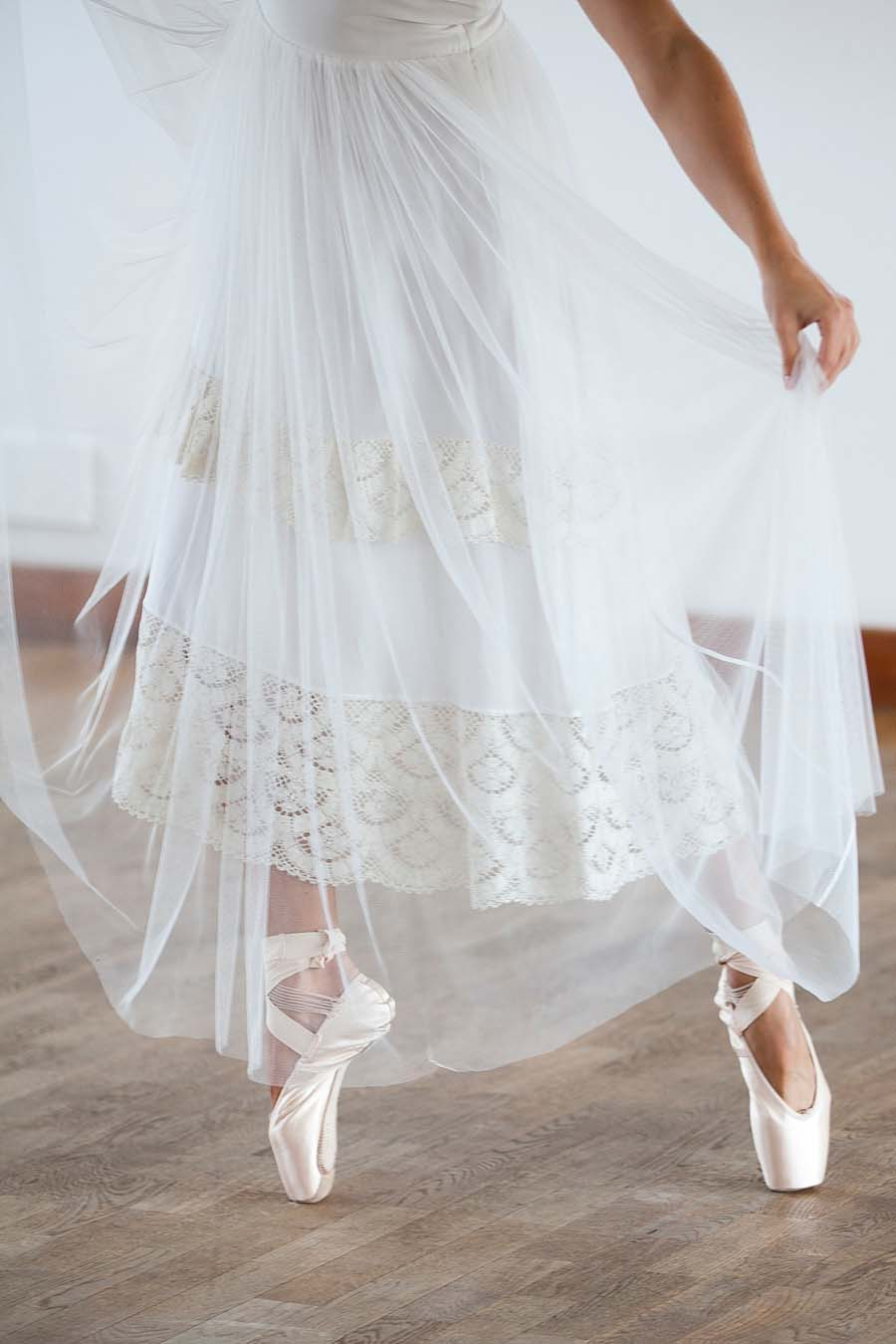 Eco Ballerina Bridal: An Eco Wedding Editorial to Inspire Ethically Conscious Brides!