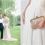 Etsy finds Rose gold collage