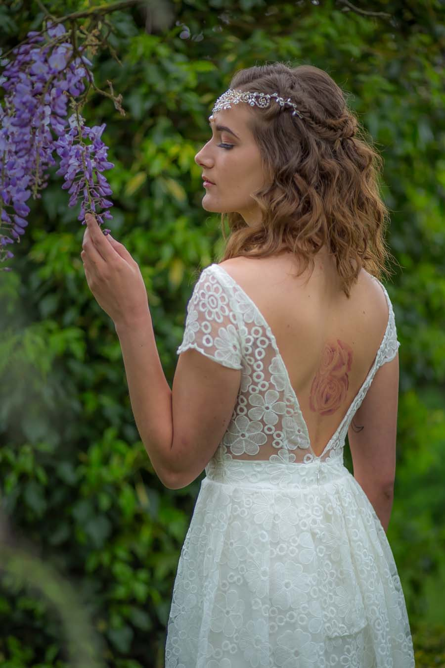 Curious & Colourful! A 'Through the Looking Glass' Bridal Shoot