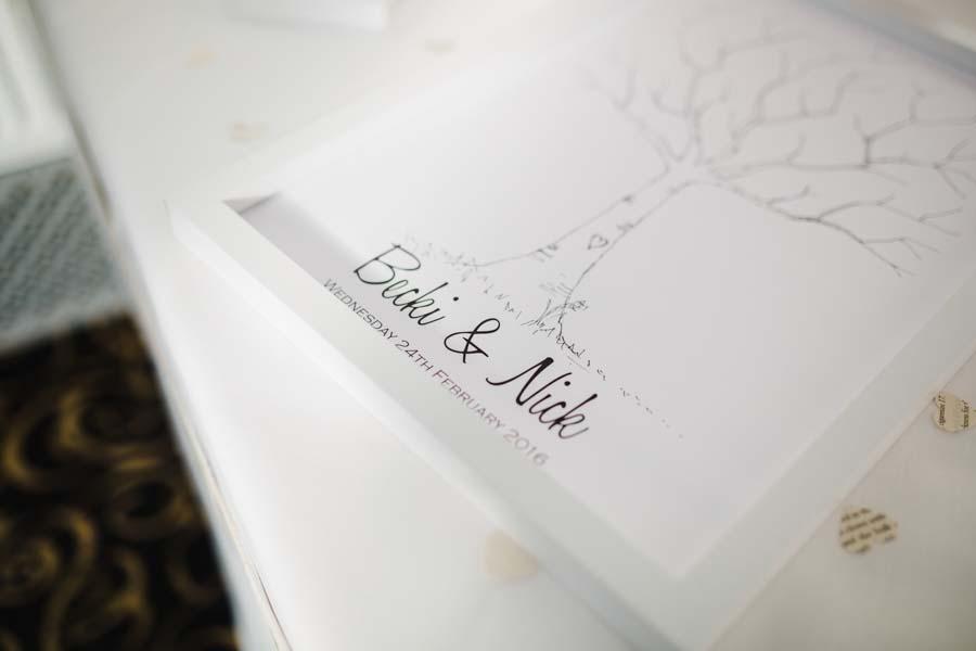 Pretty Pastel Alice In Wonderland Inspired Wedding: Becky & Nick