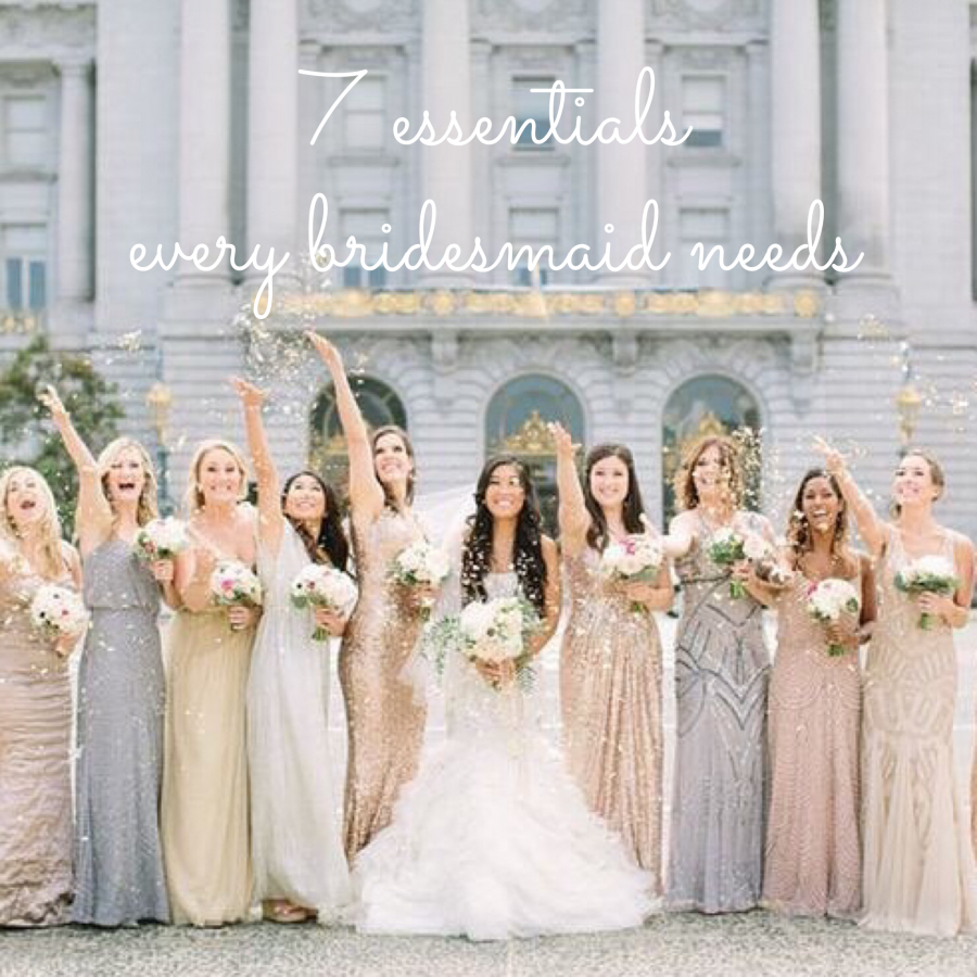 How to be a kick ass Bridesmaid!
