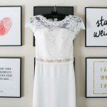 Elegant & Classic Navy, Pink & White Wedding: Alison & Jason
